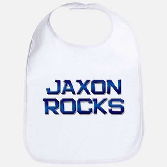 jaxon rocks Bib