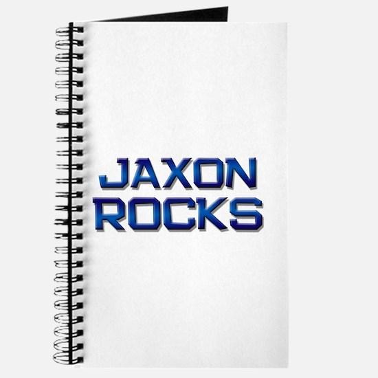 jaxon rocks Journal