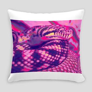 scrub python Everyday Pillow