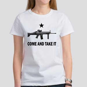Come and Take It (2) Women's T-Shirt