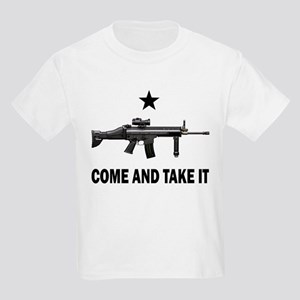 Come and Take It (2) Kids Light T-Shirt