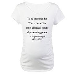 George Washington 15 Shirt