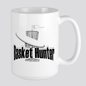 Basket Hunter Large Mug