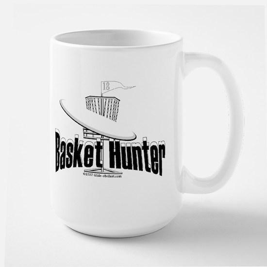 Basket Hunter Large Mug