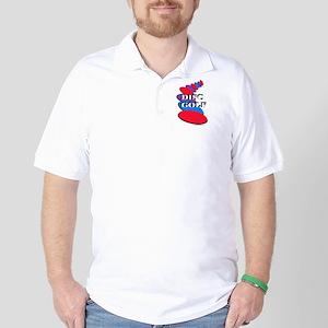 Disc Golf Univeerse Golf Shirt