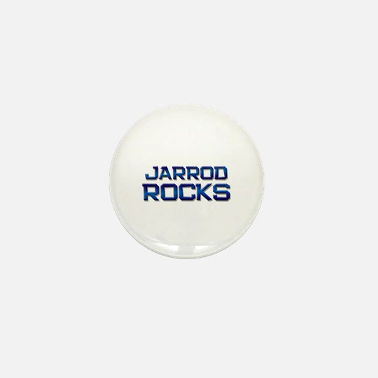 jarrod rocks Mini Button