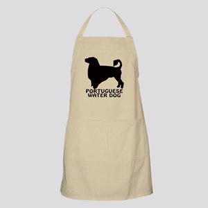 Portuguese Water Dog BBQ Apron