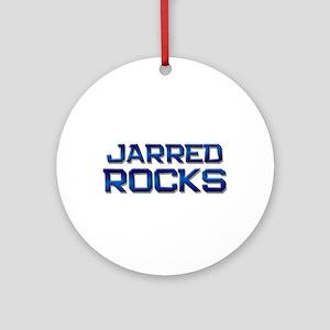 jarred rocks Ornament (Round)