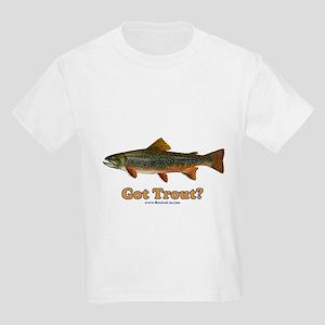 Got Trout? Kids Light T-Shirt