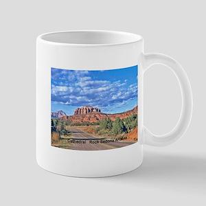 Cathedral Rock Mug