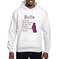 Bella Silhouette Hoodie