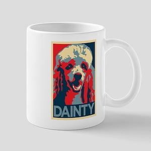 Vote Poodle! Mug