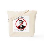 Bobby is Creepy Tote Bag