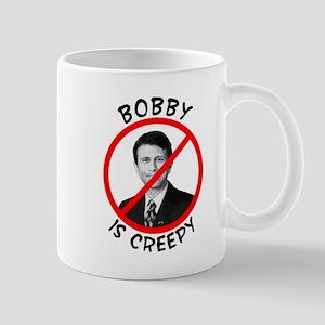 Bobby is Creepy Mug
