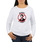Bobby is Creepy Women's Long Sleeve T-Shirt