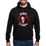 Bobby is Creepy Hoodie (dark)