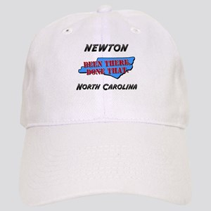 newton north carolina - been there, done that Cap