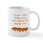 Shiba Puppy Cam Mug
