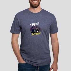 Halloween Cat Dark Tower T-Shirt