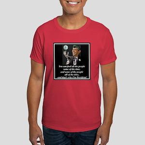 """Obama's Secret"" Dark T-Shirt"