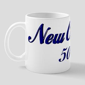 New Orleans 504 area code Mug