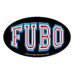 FUBO anti-Obama Oval Sticker (50 pk)