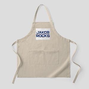 jakob rocks BBQ Apron