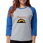 Tacocity Womens Baseball Tee Long Sleeve T-Shirt