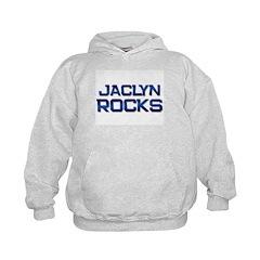 jaclyn rocks Hoodie