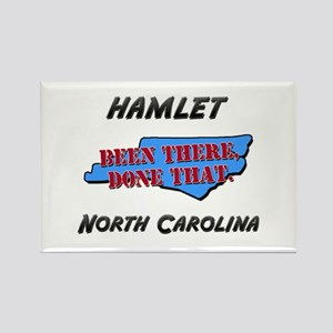 hamlet north carolina - been there, done that Rect