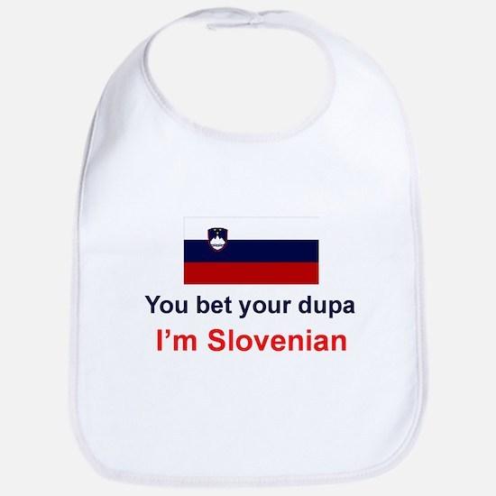 Slovenian Dupa Bib