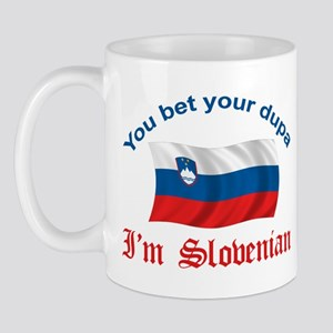 Slovenian Dupa 2 Mug