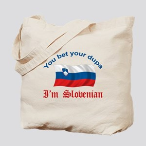Slovenian Dupa 2 Tote Bag