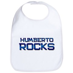 humberto rocks Bib
