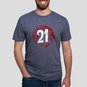 21th Birthday 21 Years twenty one Years T-Shirt