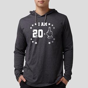 21th Birthday 21 Years twenty Long Sleeve T-Shirt