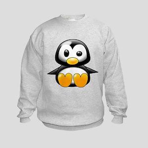 Baby Penguin Kids Sweatshirt