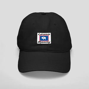 Laramie Wyoming Black Cap