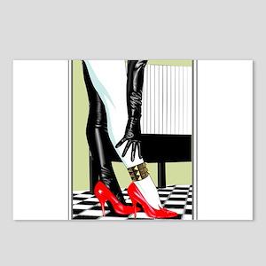 Legs Postcards (Package of 8)
