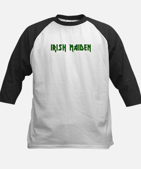 Irish Maiden Kids Baseball Jersey