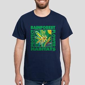 Protect the Rainforest Dark T-Shirt