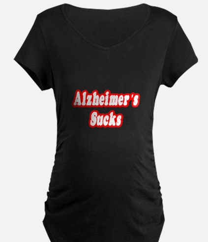 """Alzheimer's Sucks"" T-Shirt"