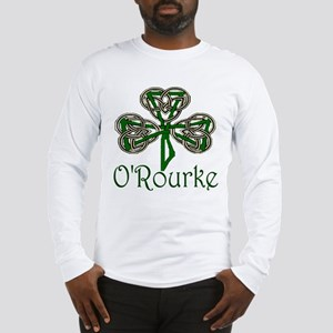 O'Rourke Shamrock Long Sleeve T-Shirt