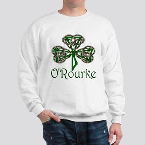 O'Rourke Shamrock Sweatshirt