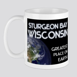 sturgeon bay wisconsin - greatest place on earth M