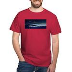 Saturn View Dark T-Shirt