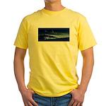 Saturn View Yellow T-Shirt