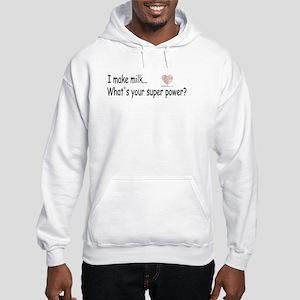 Super Power Hooded Sweatshirt
