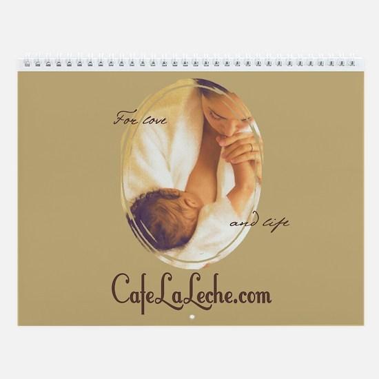 Nursing Babies Wall Calendar **ON SALE NOW**