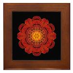 Marigold II Framed Tile